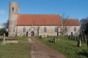 All Saints Church, Belton