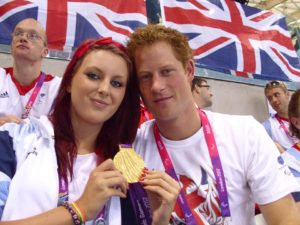London 2012 - Prince Harry